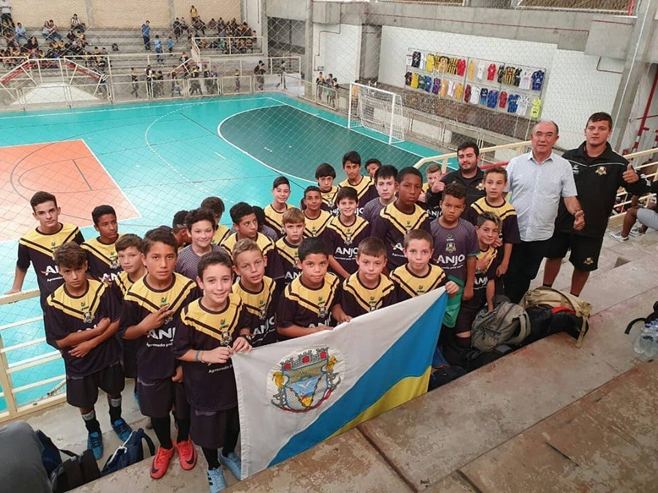 Arroio participa do Festival Anjos do Futsal